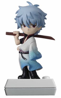 main photo of Gintama Chibi Voice I-doll: Sakata Gintoki