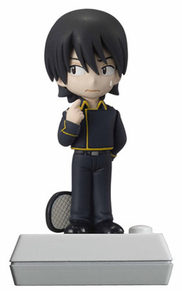 main photo of Gintama Chibi Voice I-doll: Yamazaki Sagaru