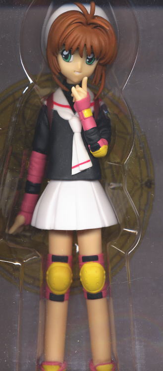 main photo of Kinomoto Sakura Winter School Uniform Ver.