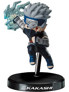 main photo of Naruto Deformation Series: Hatake Kakashi