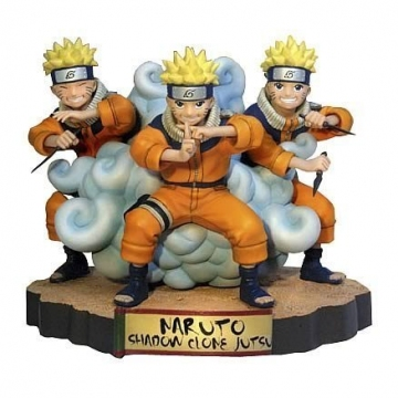 main photo of Uzumaki Naruto Shadow clone jutsu Ver.