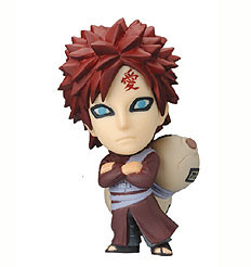 main photo of Anime Heroes Naruto Shippuuden Mini Big Head: Gaara