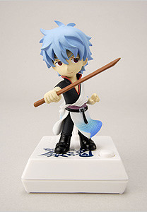 main photo of Gintama Chibi Voice I-doll 2: Sakata Gintoki