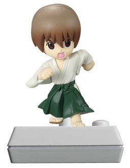 main photo of Gintama Chibi Voice I-doll 3: Okita Sougo