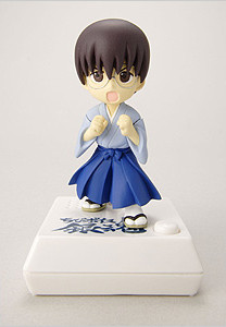 main photo of Gintama Chibi Voice I-doll 2: Shimura Shinpachi