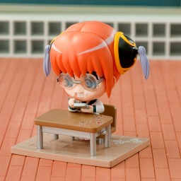 main photo of Petit Chara Land - Ginpachi-sensei no kyoushitsu -SPRING: Kagura Ver. A