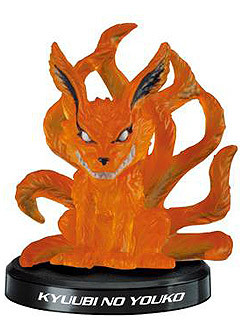 main photo of Naruto Deformation Series: Kyuubi