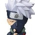 Anime Heroes Naruto Shippuuden Mini Big Head: Hatake Kakashi