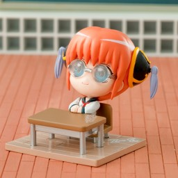 main photo of Petit Chara Land - Ginpachi-sensei no kyoushitsu -SPRING: Kagura Ver. B