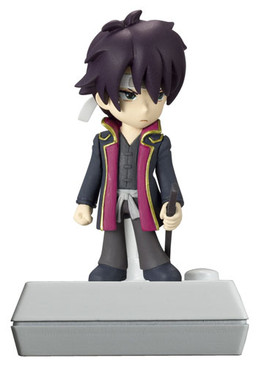 main photo of Gintama Chibi Voice I-doll 3: Takasugi Shinsuke