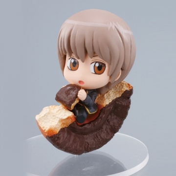 main photo of Gintama Petit Chara Land -Gin-san's Doughnuts Shop: Okita Sougo Chocolate ver.