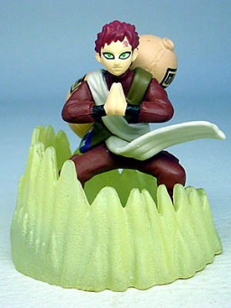 main photo of Naruto Real 6: Gaara