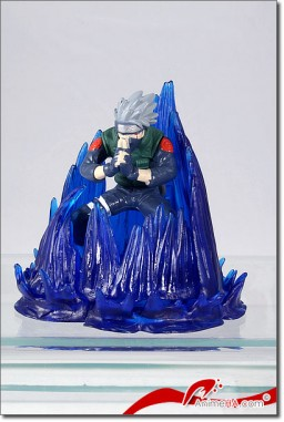 main photo of Naruto Real Collection 4: Hatake Kakashi