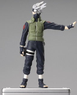 main photo of Ningyo SP - Konoha: Hatake Kakashi