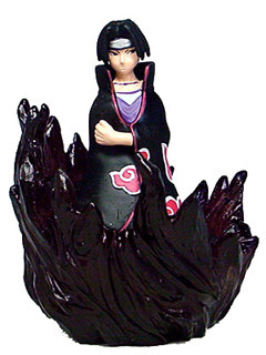 main photo of Naruto Real Collection 4: Uchiha Itachi