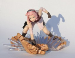 main photo of Naruto Ultimate collection 3: Haruno Sakura