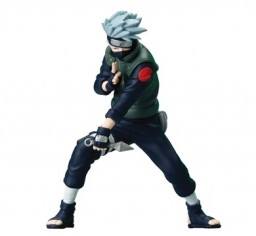 main photo of Bandai Kyukyoku Shinobi Taikei 2: Hatake Kakashi Version A