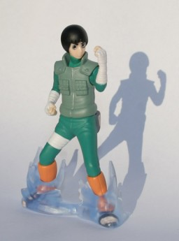 main photo of Naruto Ultimate collection 3: Rock Lee