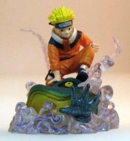 main photo of Bandai Naruto Real Collection 2: Uzumaki Naruto