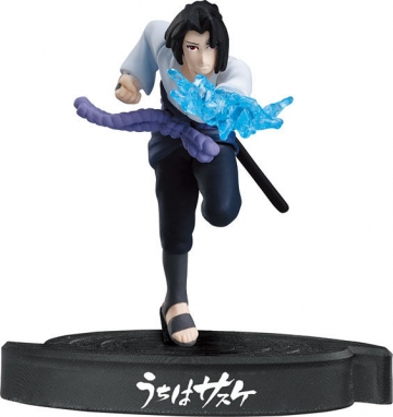 main photo of Bandai Ningyo Shippuden 4: Uchiha Sasuke