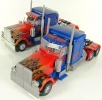 photo of Optimus Prime Leader Class with Battle Hook