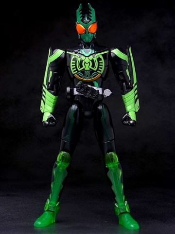 main photo of Kamen Rider OOO OCC Series 02: Gatakiriba Combo