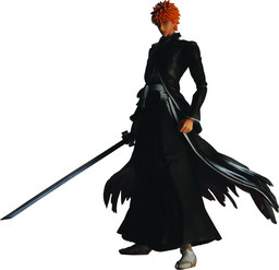 main photo of Play Arts Kai Kurosaki Ichigo