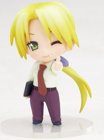 main photo of Nendoroid Petit Lucky Star Season 2: Nanako Kuroi A