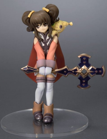 main photo of Tales of the Abyss One Coin Grande Figure Collection: Anise Tatlin