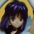Sailor Saturn Kneeling with Scepter
