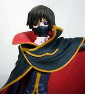 main photo of Code Geass Figure Meister:  Lelouch Lamperouge Second Ver.