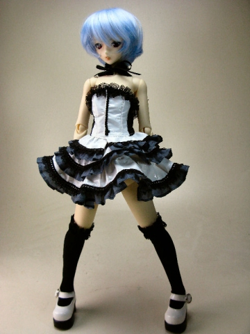 main photo of Ayanami Rei Gothic Ver.
