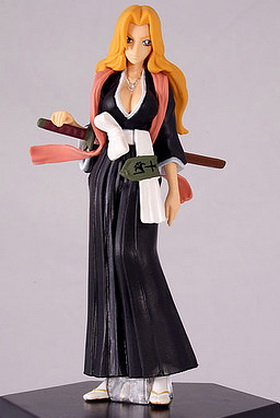 main photo of  Bleach characters 5: Matsumoto Rangiku