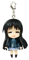 main photo of Nendoroid PLUS Charm K-ON!: Mio Akiyama