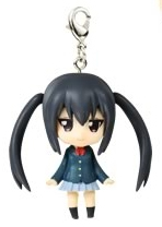 main photo of Nendoroid PLUS Charm K-ON!: Azusa Nakano