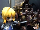 Nendoroid Petite Fate/Stay Night: Saber Excalibur Ver