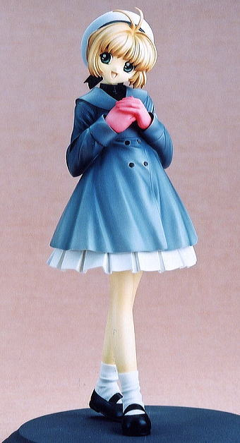main photo of Kinomoto Sakura Tomoeda Elementary School Winter Coat Ver.