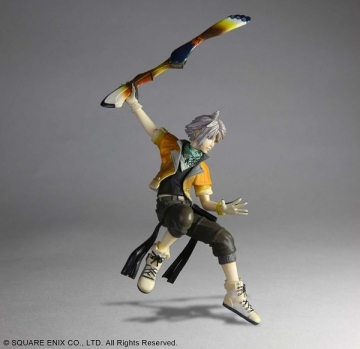 main photo of Final Fantasy XIII Trading Arts Vol. 1: Hope Estheim