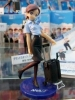 photo of ANA Uniform collection: Cabin Attendant Blue blouse Ver.