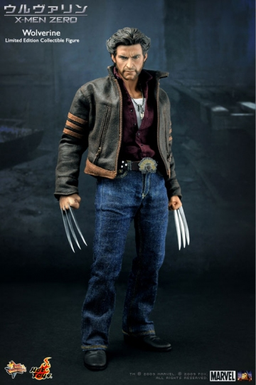 main photo of Movie Masterpiece Wolverine