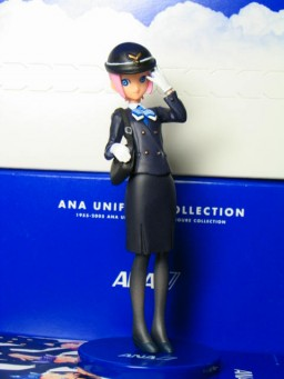 main photo of ANA Uniform collection: 1982 Seventh Uniform
