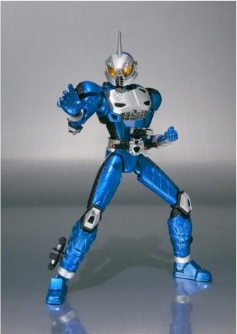 main photo of S.H.Figuarts Kamen Rider Accel Trial