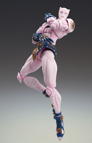 main photo of Super Action Statue Killer Queen Second