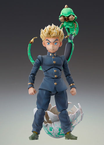main photo of Super Action Statue Koichi Hirose & Echoes ACT 1