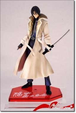 main photo of Kenshin Real Works: Shinomori Aoshi
