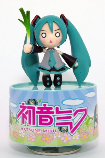 main photo of Vocaloid Hatsune Miku Orgel Figure Ver.1.5