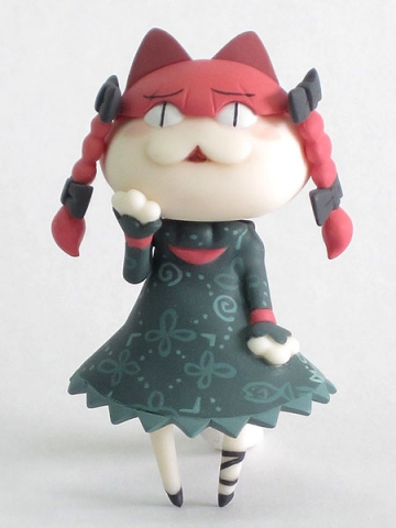 main photo of Touhou SD Keychain #11.1: Orin