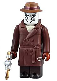 main photo of Watchmen Kubricks: Rorschach