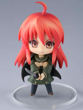 main photo of Nendoroid petite Cross of Venus: Shana