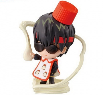 main photo of Petit Chara Land Gintama in Wonderland: Toshiro Hijikata A